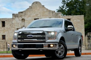 Ford Is Planning a Hybrid F-150 As Gas Prices Sink
