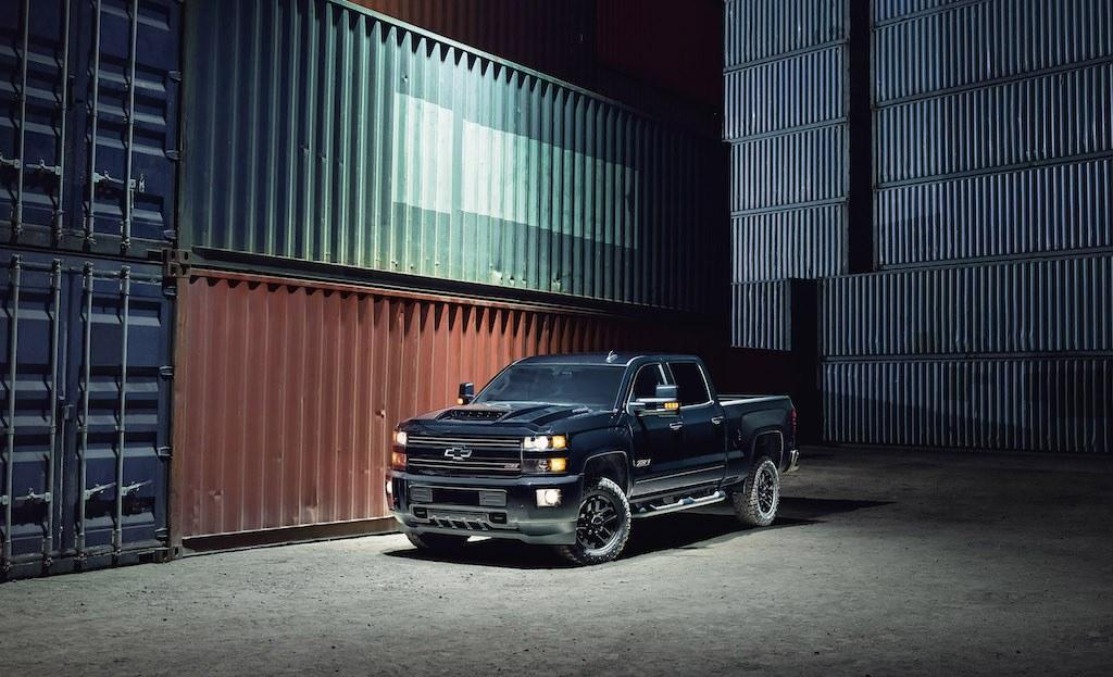 2017 Chevrolet Silverado 2500 HD