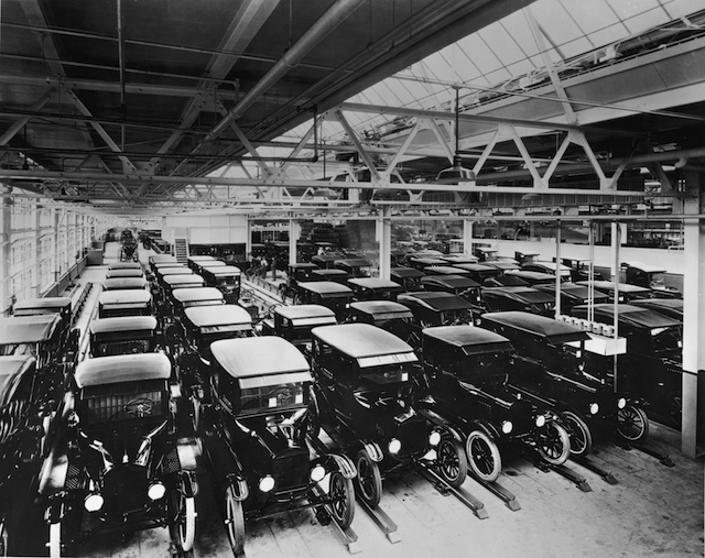 Tin Lizzy Factory/ Ford Model T