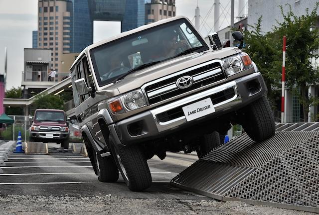 Toyota AWD