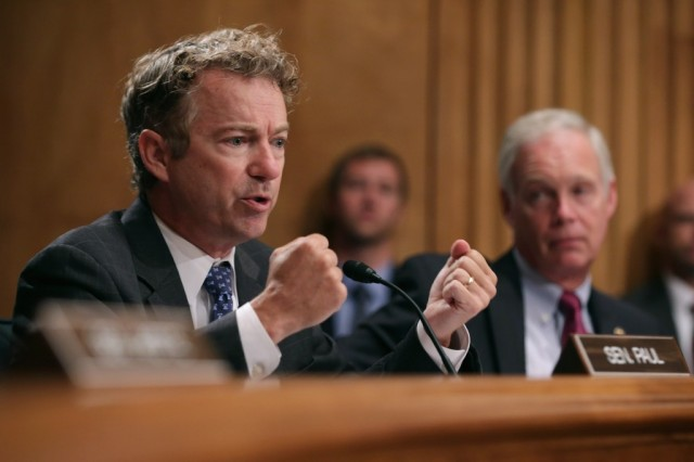 Rand Paul, Source: Chip Somodevilla/Getty Images