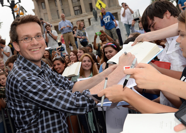 John Green   Rick Diamond/Getty Images for Allied
