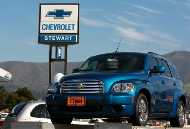 GM And Chrysler Get First Loan Payment From U.S. Treasury