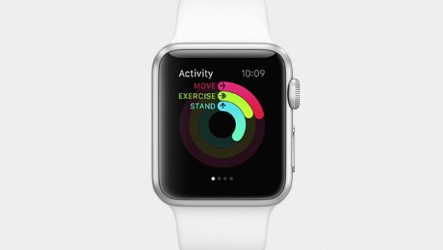 Apple Watch Activity app