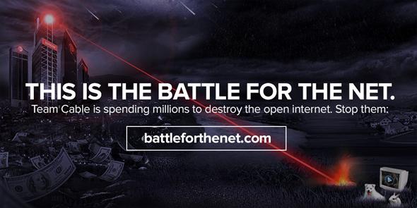 Battle for the Net
