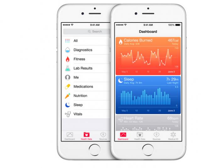 Health iOS 8
