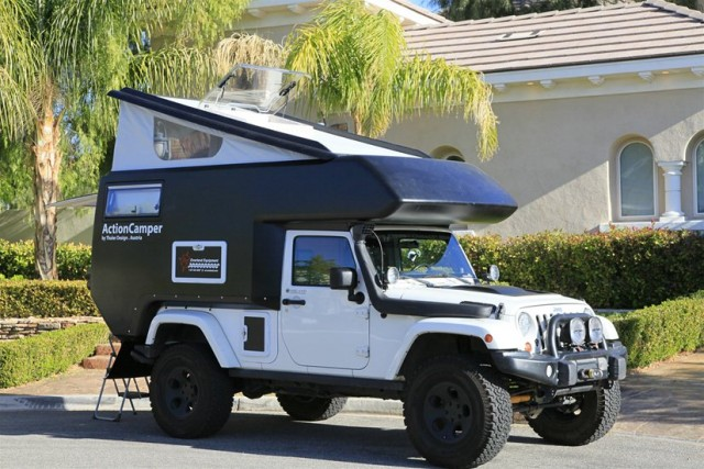 5 of the most badass camper trucks in the world. Black Bedroom Furniture Sets. Home Design Ideas