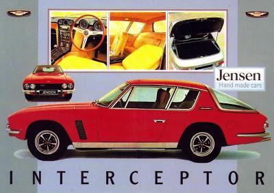 Jensen Interceptor