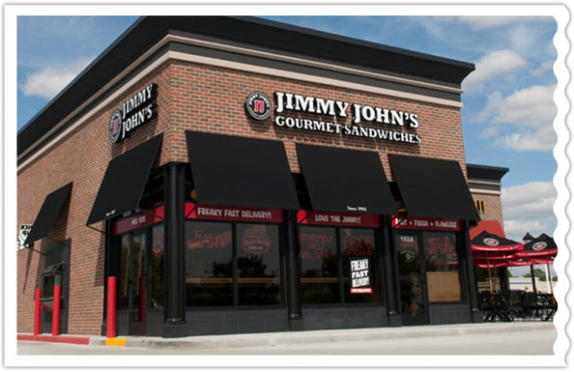 Source: Jimmy Johns