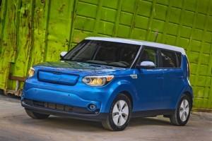The 2015 Kia Soul EV vs. 4 New Electric Vehicles