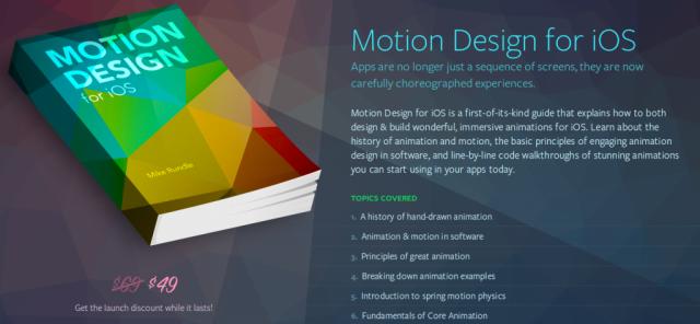 Motion Design for iOS
