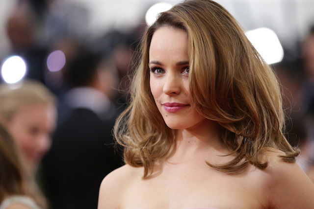 Rachel McAdams attends the 'Charles James: Beyond Fashion' Costume Institute Gala at the Metropolitan Museum of Art on May 5, 2014 in New York City.