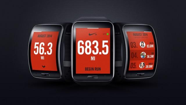 Samsung Gear S health