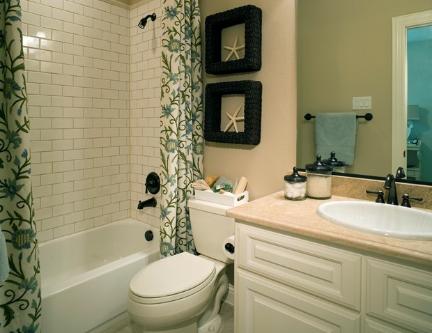 9 Small Bathroom Storage Ideas You Can't Afford To Overlook