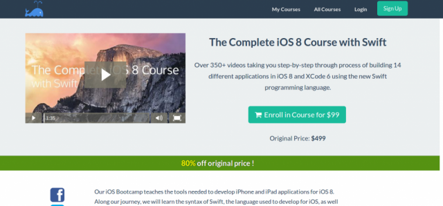 The Complete iOS 8 Course