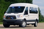 Ford Shows Its Take on the Paddy Wagon With the Transit PTV