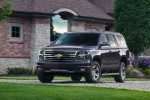 Chevy Suburban and Tahoe Get Z71 Editions in Texas