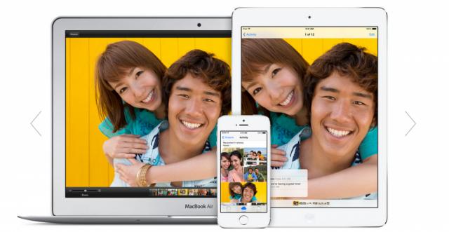 iCloud photos