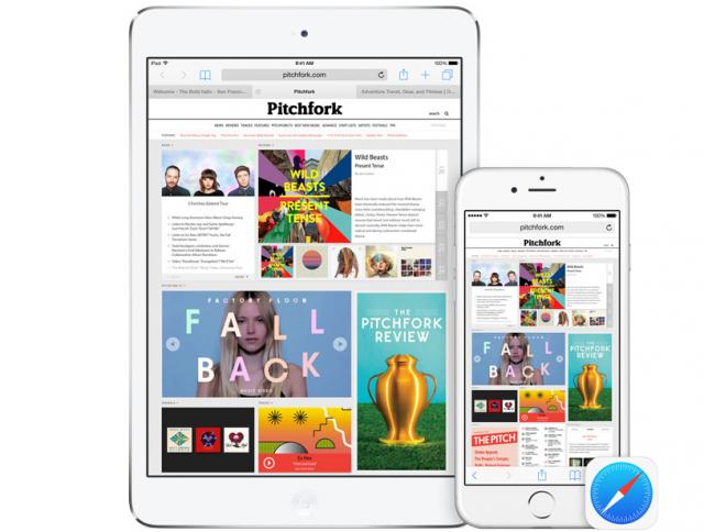 iOS 8 Handoff