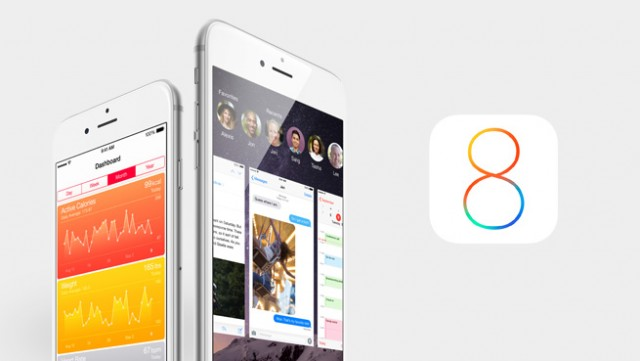 iPhone 6 and iPhone 6 Plus come with iOS 8
