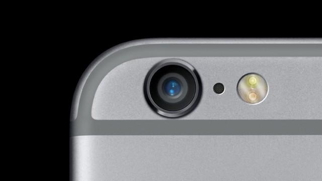 iPhone 6 iSight camera