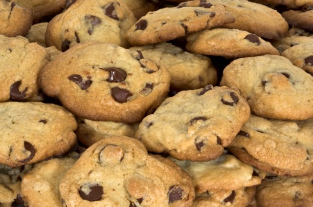 softest chocolate chip cookies