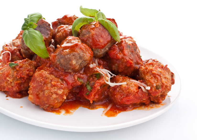 Meatballs taste great as leftovers