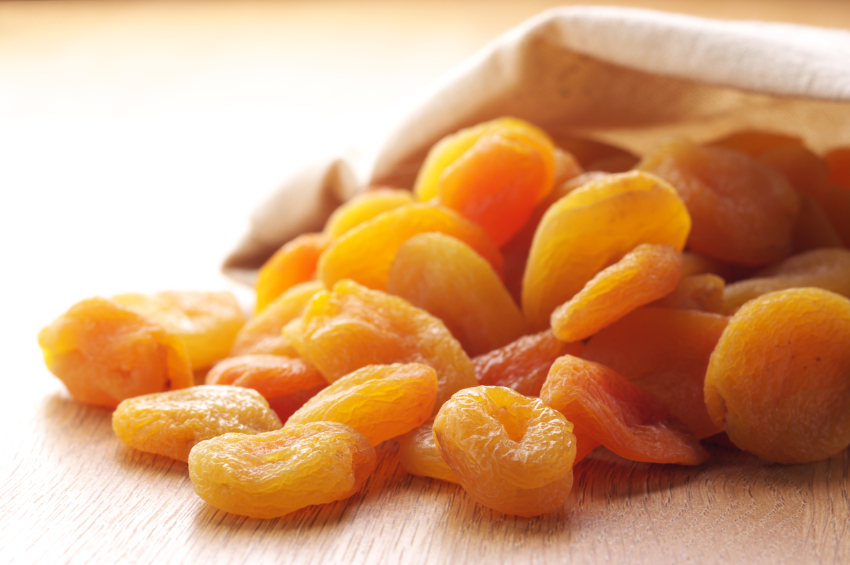 how to cook dried apricots for babies