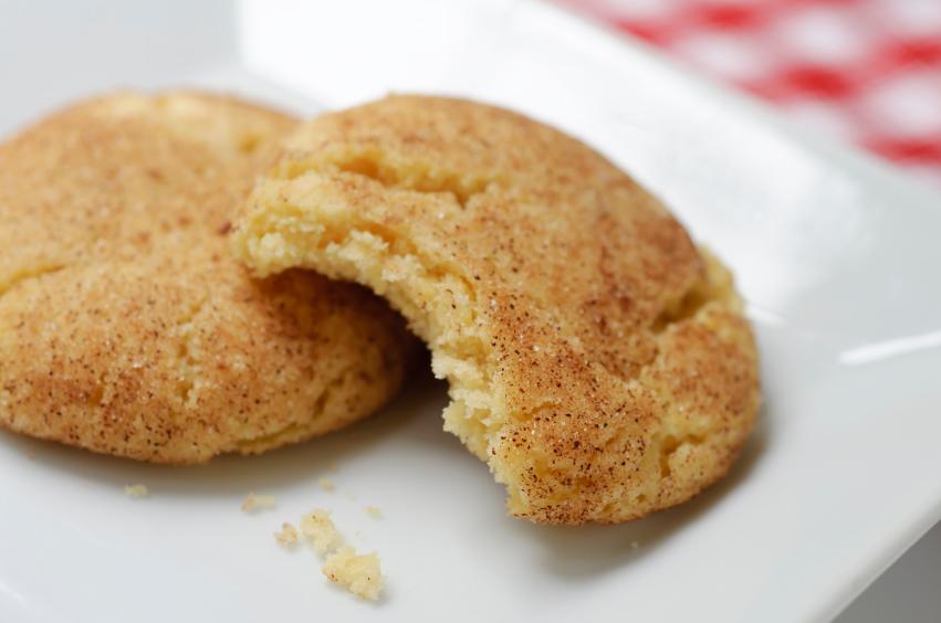 Snickerdoodle, cookie
