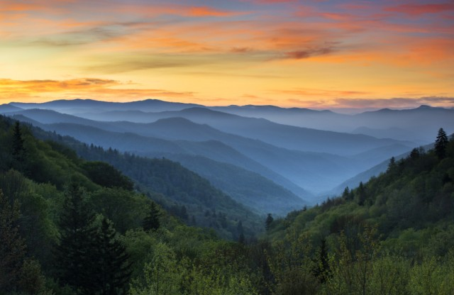 Smoky Mountains National Park Gatlinburg