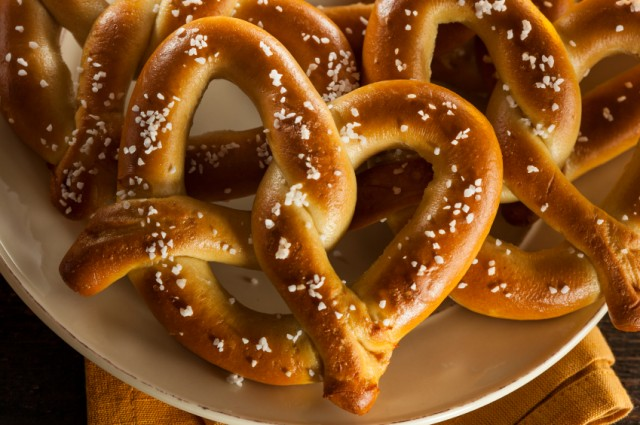 6 Recipes For Perfectly Baked Soft Pretzels From Scratch