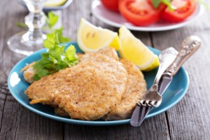 Recipes for Breaded Chicken and Meats Without Deep Frying