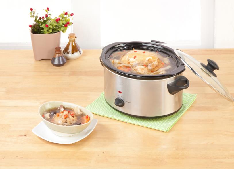 crockpot, Thai food