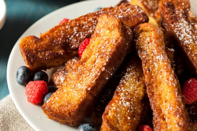6 Fun French Toast Recipes Changing How You Make Breakfast