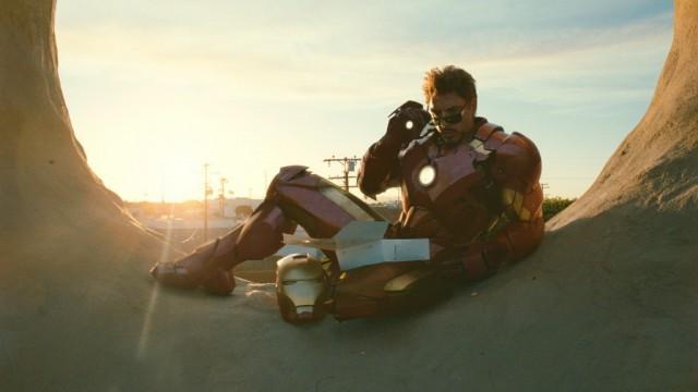 Iron Man, Robert Downey Jr