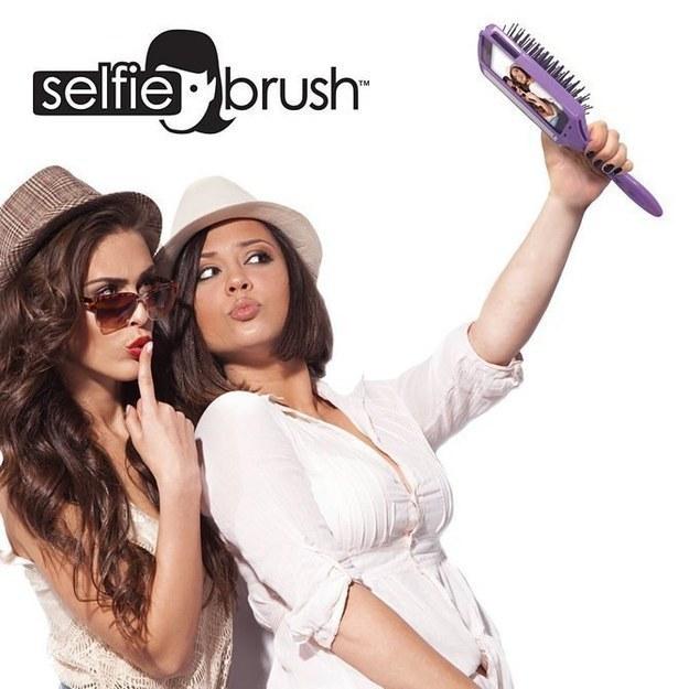 selfie-brush