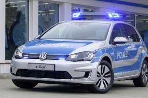 Here's Why Electric Vehicles Have a Bright Future as Cop Cars