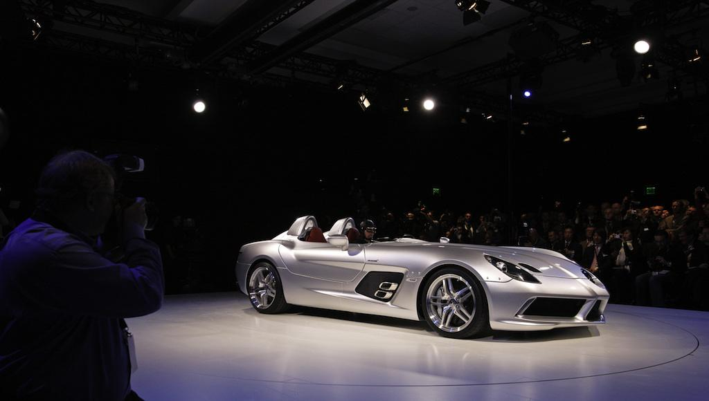 2009 Mercedes Benz SLR Stirling Moss | Mercedes Benz