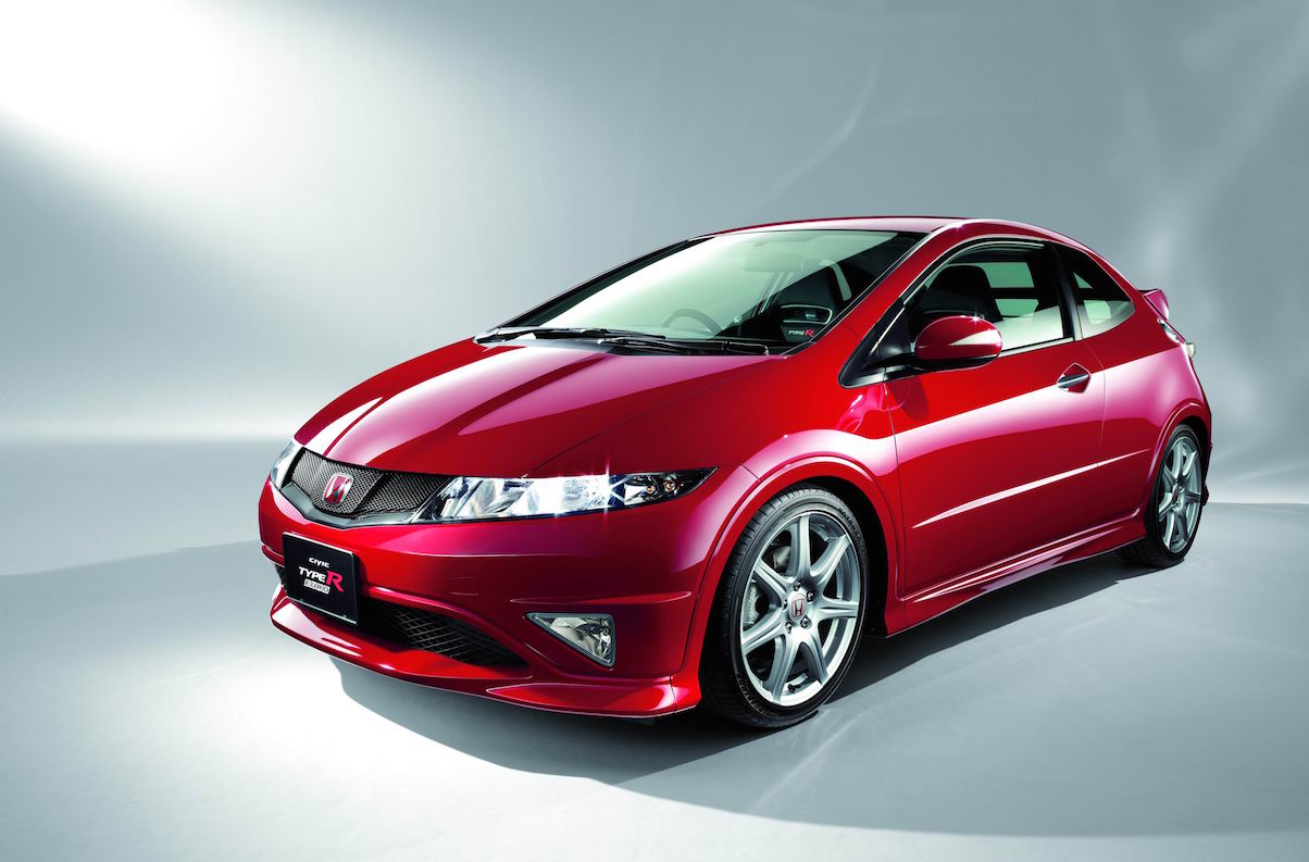 Good 2009 Honda Civic Type R
