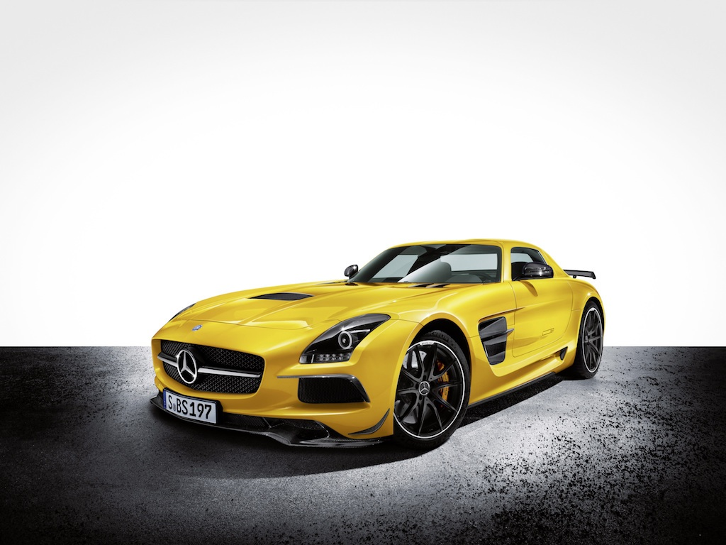 2014 mercedes amg sls black series