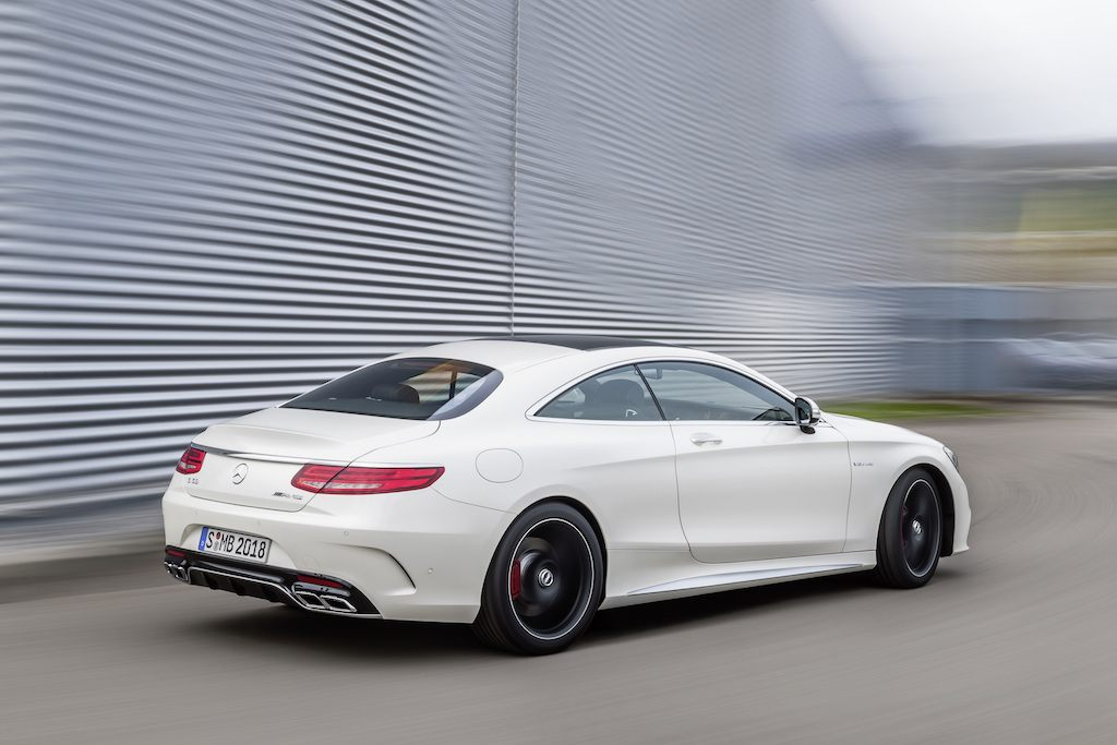 The storm from stuttgart mercedes benz s 18 fastest cars for Fastest mercedes benz amg