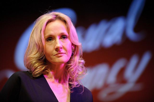 J.K. Rowling | Ben A. Pruchnie/Getty Images