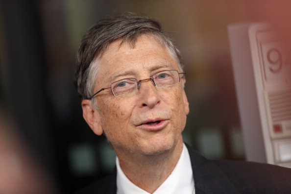 Bill Gates: The world's richest man