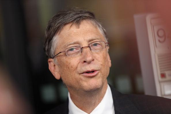 Bill Gates: The world's richest man