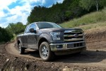 Ford's F-150 Sees a 29% Uptick in Fuel Economy for 2015