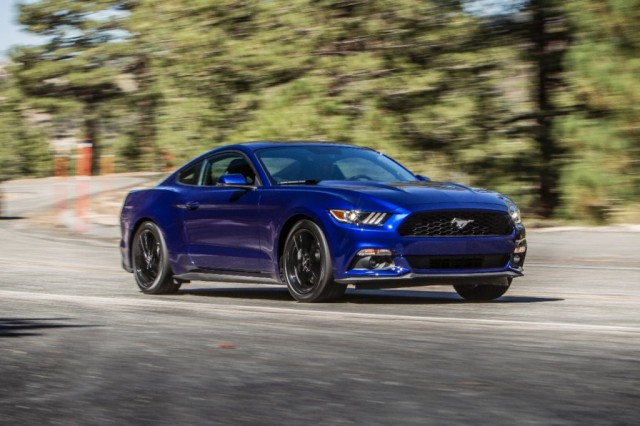 Modern Ford Mustang