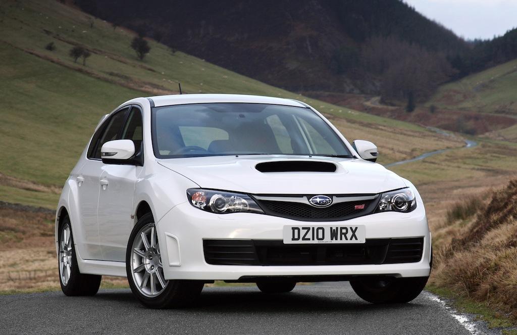 2010 Subaru WRX Sport Wagon