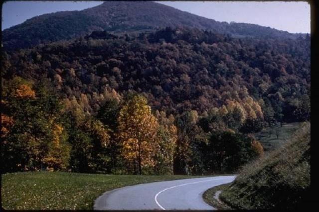 Blue Ridge Parkway   Source: National Park Service