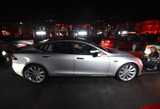 US-AUTO-IT-TECHNOLOGY-ENERGY-TESLA