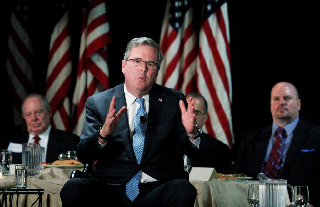 Jeb Bush, Source: Andy Jacobsohn/Getty Images